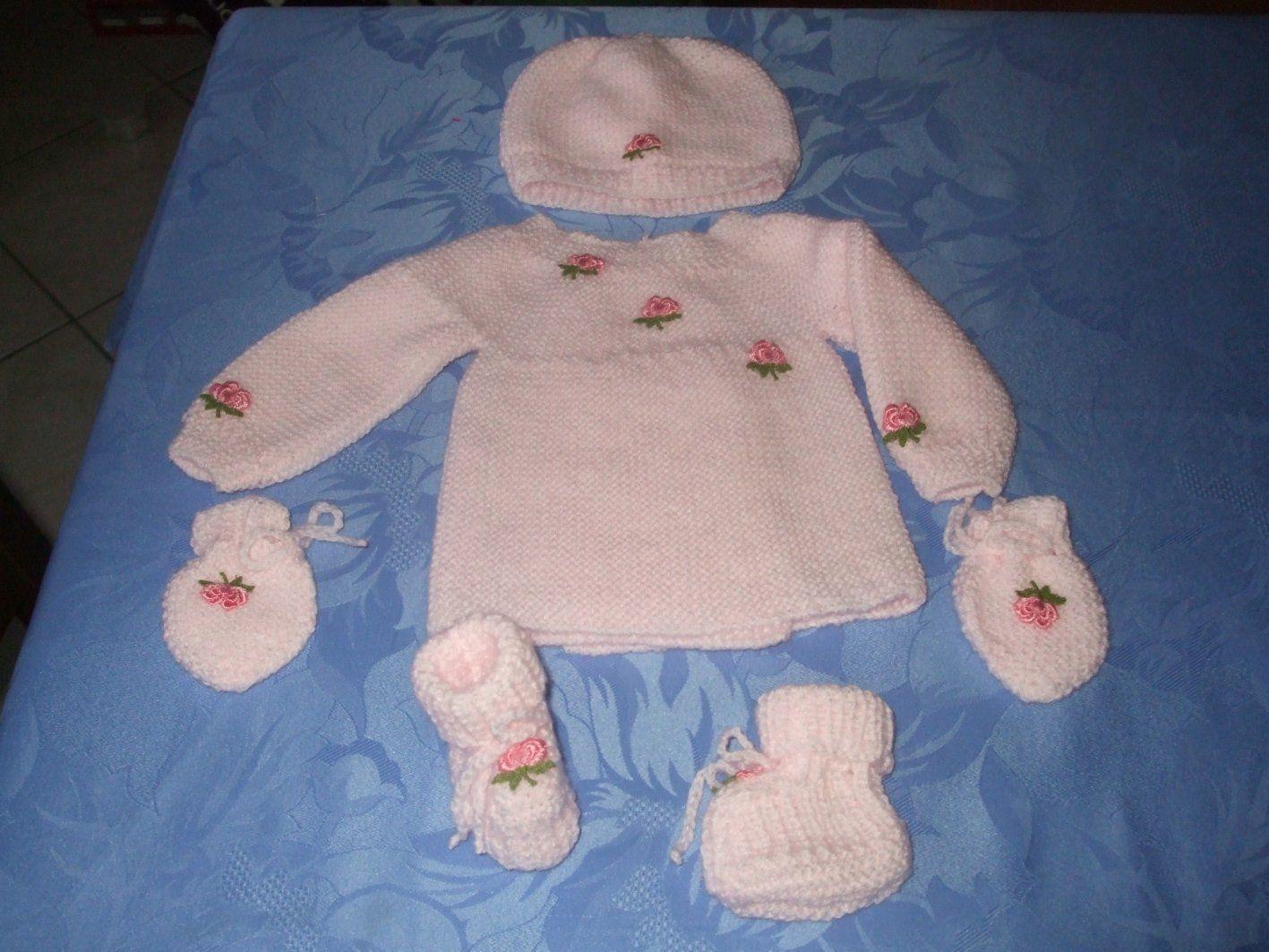 besoin de vos conseils pour tricoter....  Forum Loisirs Magicmaman